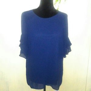 Tacera Career Style Blouse NWT Size XL